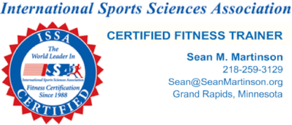 sean business card logo